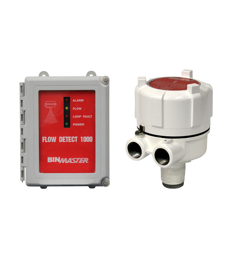 Image of Two-Piece Flow Detector
