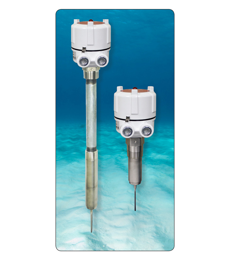 Image of Vibrating Rod for Sediment Level Detection